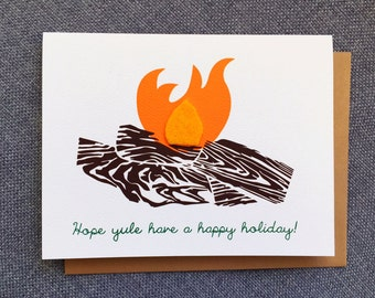 Hope YULE have a happy holiday