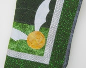 RESERVED Harry Potter Slytherin Quilt