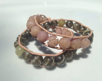 betel nut wrap bracelet