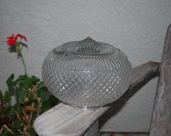 Vintage Glass Ceiling Globe Light Cover