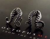 VDay SALE Double Tentacle Earrings
