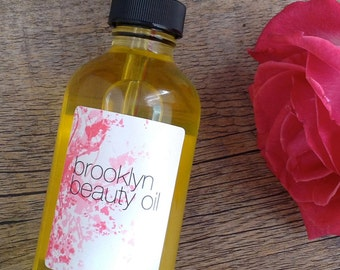 All Natural Fragrance Body Oil | Scented Body Oil | Natural Body Oil |  Gift for Her | 4oz  size