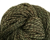 Rockwell Hand Dyed DK weight Wool 280 yds 4oz Cypress