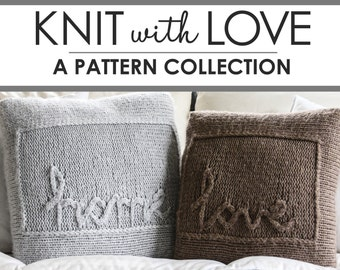 Knit With Love, Vol. 1 - A Gift Knits COLLECTION (5 PATTERNS)
