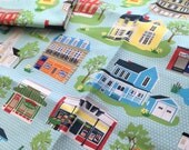 "Stars Hollow Fabric, 56"" wide print on Quilting Cotton"