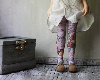 Cherub Blythe Doll Stockings