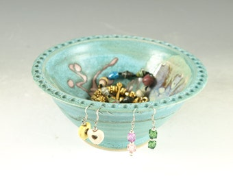 Earring bowl gift idea