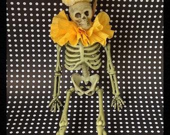 Halloween Decoration Candy Corn Skeleton Halloween Decoration Halloween Ornament Halloween Party