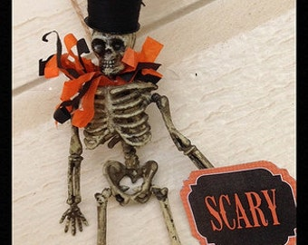 Halloween Decoration   Skeleton  Halloween Ornament