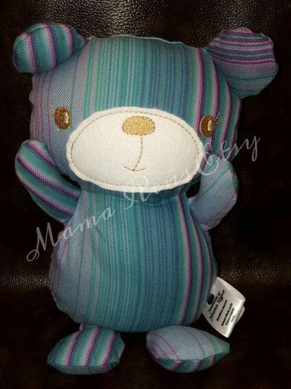 READY To SHIP Tula Aurora Copernicus wrap scrap Teddy Bear