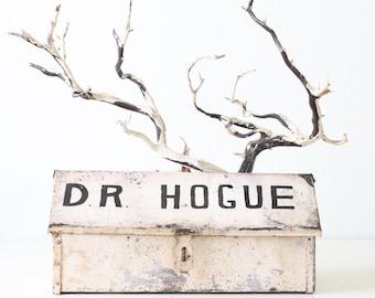 Vintage Mailbox, Dr. Hogue