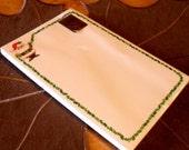 Unused Vintage Christmas Santa Claus Note Pad 9 x 6 Sealed from Red Farm Studio