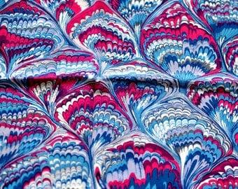 Vintage Hattie Carnegie Long Silk Scarf