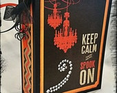 Keep Calm and Spook Mini Album