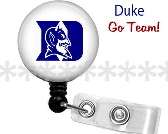 ID reel with MYLAR covering...Duke Blue Devils