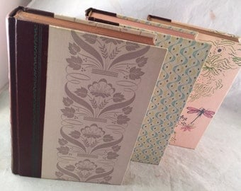 3 Vintage Reader Digest Books Beautiful Covers