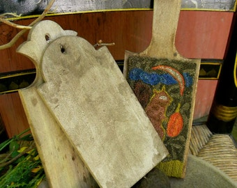 Tombstone Paddle - WOODEN Paddle from Notforgotten Farm™ for your finished needlework