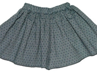 SAMPLE SALE - Maisie Shorts in Meadowsweet Dotty - Size 4