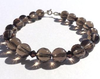 Smokey Quartz bracelet