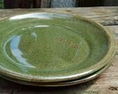 Plates, Dinner plate, Handmade Dinner Plates, Dinnerware, Stoneware Plates, Pottery Plate Set, Pottery plates