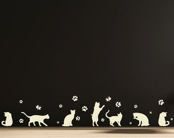 Cats - Wall Decal
