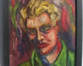 reserved for  bdjaustin   Ruffner Portrait of Artist