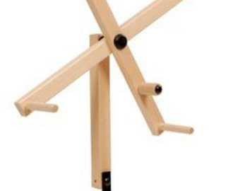 SALE: Louet Stand-Alone Skein Winder, Can Be Used with Any Spinning Wheel, 30% off US List