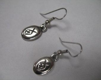 Christian Faith Pierced Earrings