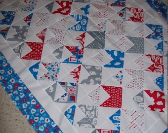 LOVE NOTES Quilt Top