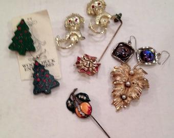 Destash Junk Jewelry Lot, Repair, Recycle
