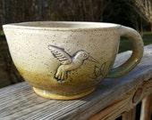 Hummingbird Batter Bowl - Mixing Bowl - Pancake Bowl - Sauce Bowl