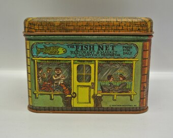Shopfront tin