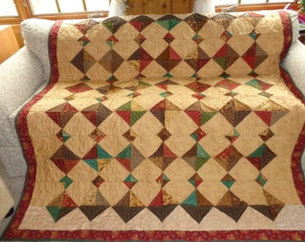 Quilt for warmth and beauty
