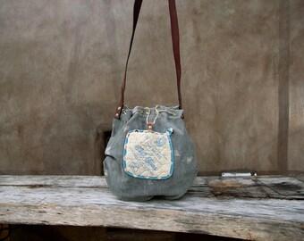 vintage remade bag