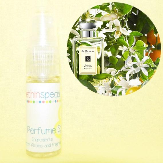 Fragrance Orange Blossom Perfume: JM Orange Blossom Perfume Spray By Somethinspecial On Etsy