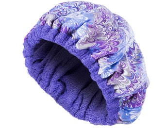Cordless Deep Conditioning Heat Cap - Hair Conditoner Treatment - Deep Condition Cap - ESSENCE Reversible Hot Head