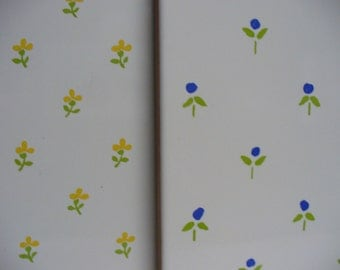 2 Laura Ashley Large Square Tiles
