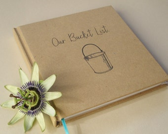Our Bucket List · First Anniversary Gift Journal · Our Wedding Anniversary Book · Marriage Bucket List · Paper Anniversary Gift