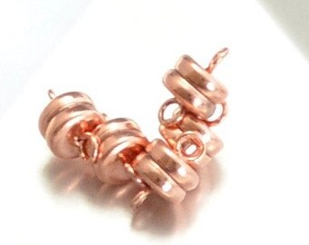 Favorite Magnetic Clasp in Bright Copper Color (1)