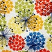 Cotton fabric Funfetti Floral Bright color One Yard Quilt Quality Lovely Floral Color Beautiful Fabric for Creative Genius Projects