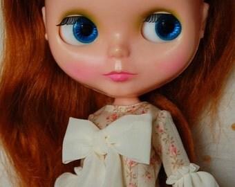 Blythe puff sleeve dress