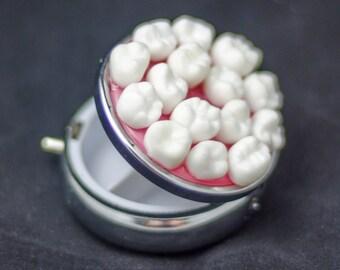 Tooth Fairy Box Pill Box