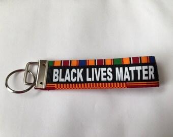 Black Lives Matter Wristlet