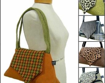 Top Seller - The Downtowner  - Green Leopard - Last Ones
