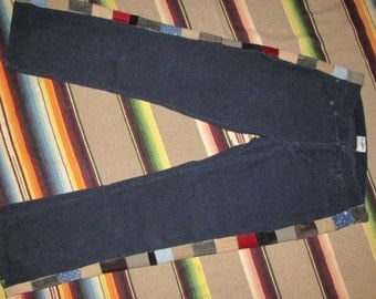 Handmade uPcycle Mens corduroy hippie patchwork pants 37 x 31