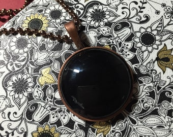 Demon Eyes necklace