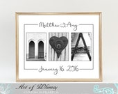 wedding gift , New Home Housewarming Gift , Newlywed gift , Christmas , Couples Gift , Alphabet Art ,  Personalized Name Frame , INITIALS