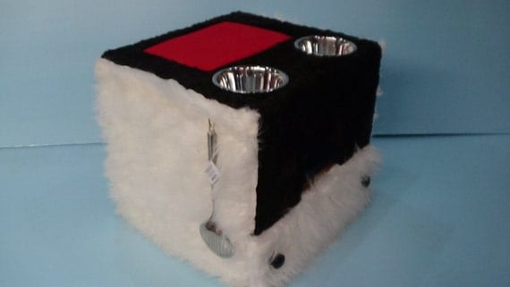 FURRY ALL-in-ONE,cat  litter box enclosure, feeder, cat tree furniture,bed