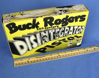 BOX ONLY for Buck Rogers XZ-38 Disintegrator Pistol