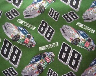 NASCAR 88 Cotton Fabric